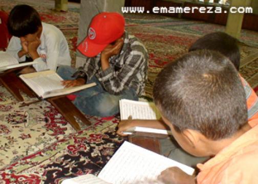 آموزش قرآن جهادی
