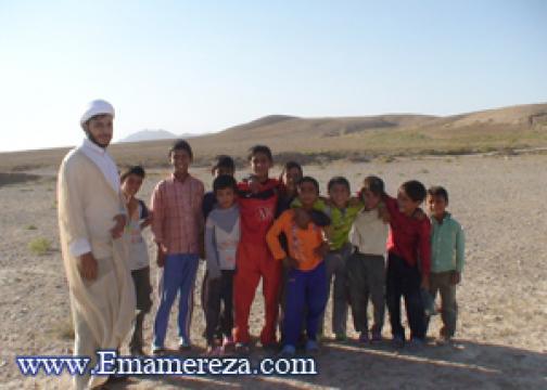 گزارش تصویری روستای خیرآباد